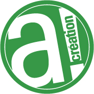 Logo a! création Amélie Prins