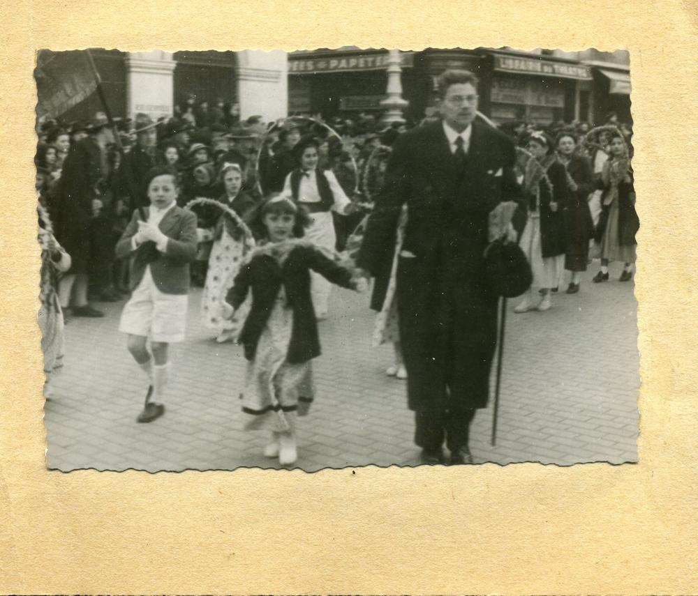 Lors des Caritats de 1941, Beaumadier mène son jeune groupe